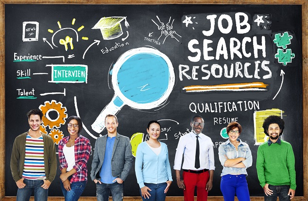 Job Search Resources Chalk 25